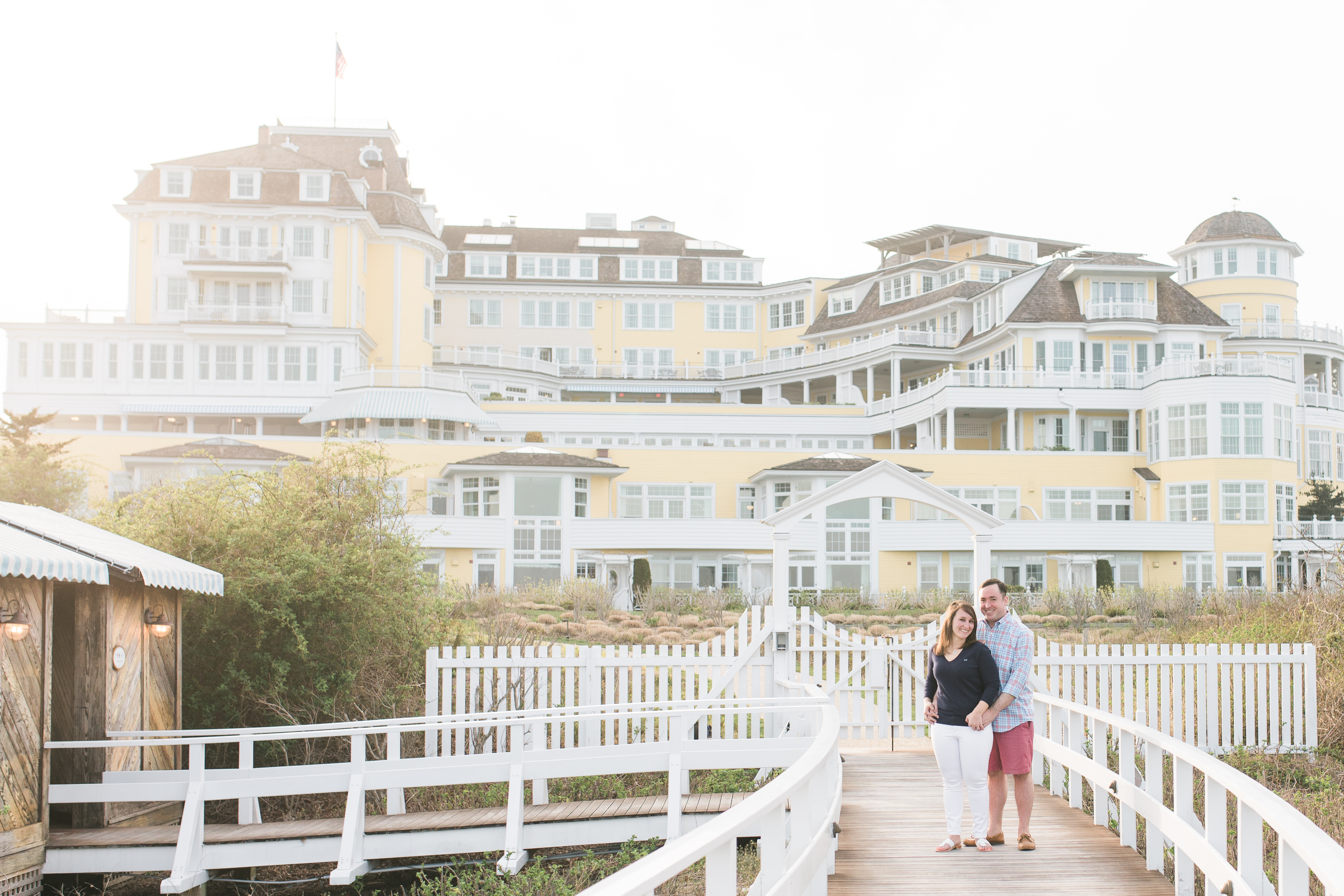 engagement session Ocean House