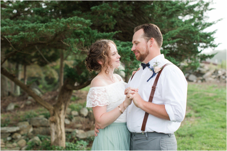 Jonquil Farm Stonington Connecticut Wedding Amma Rhea Photo