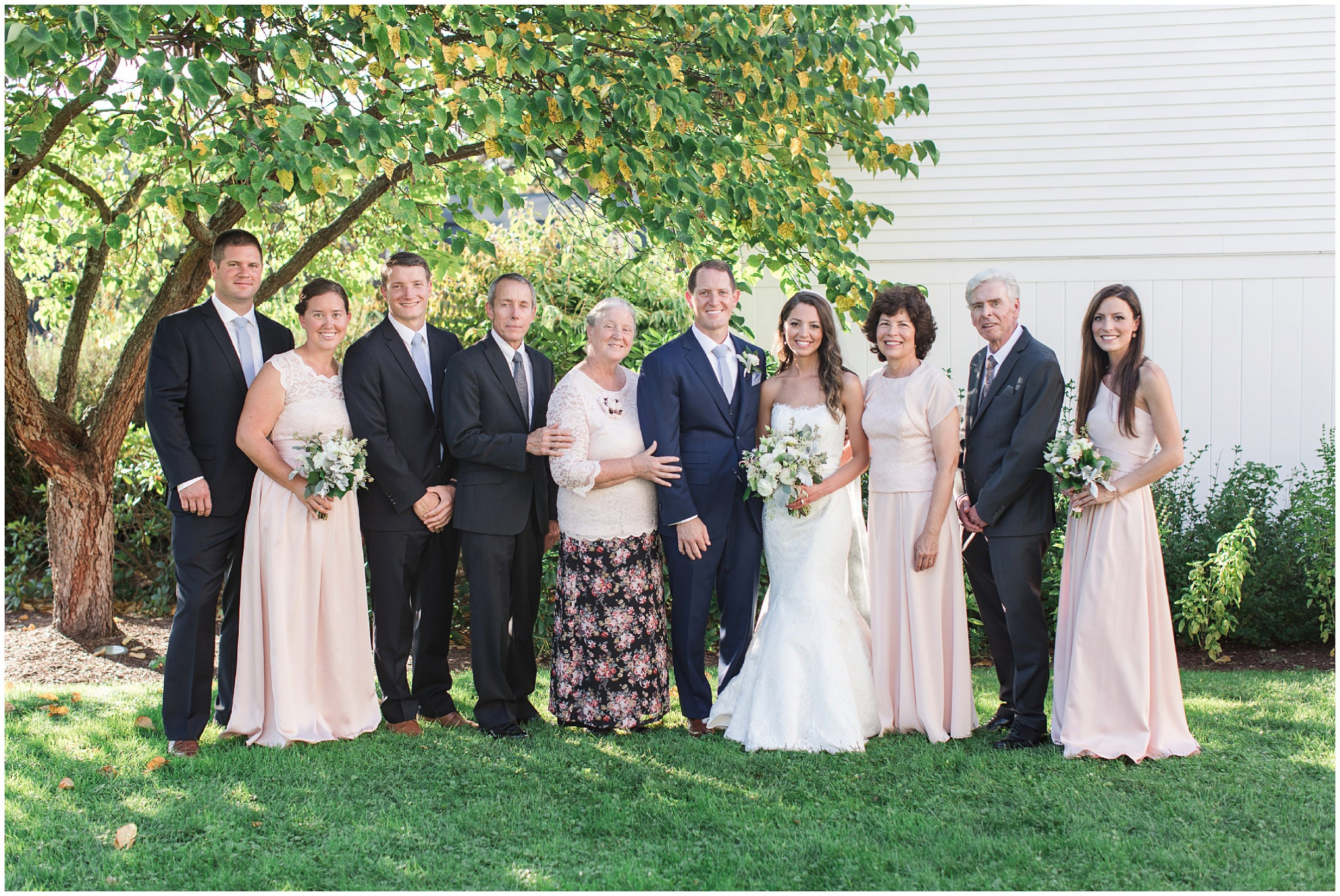 Country Club of Farmington Wedding Amma Rhea Photo