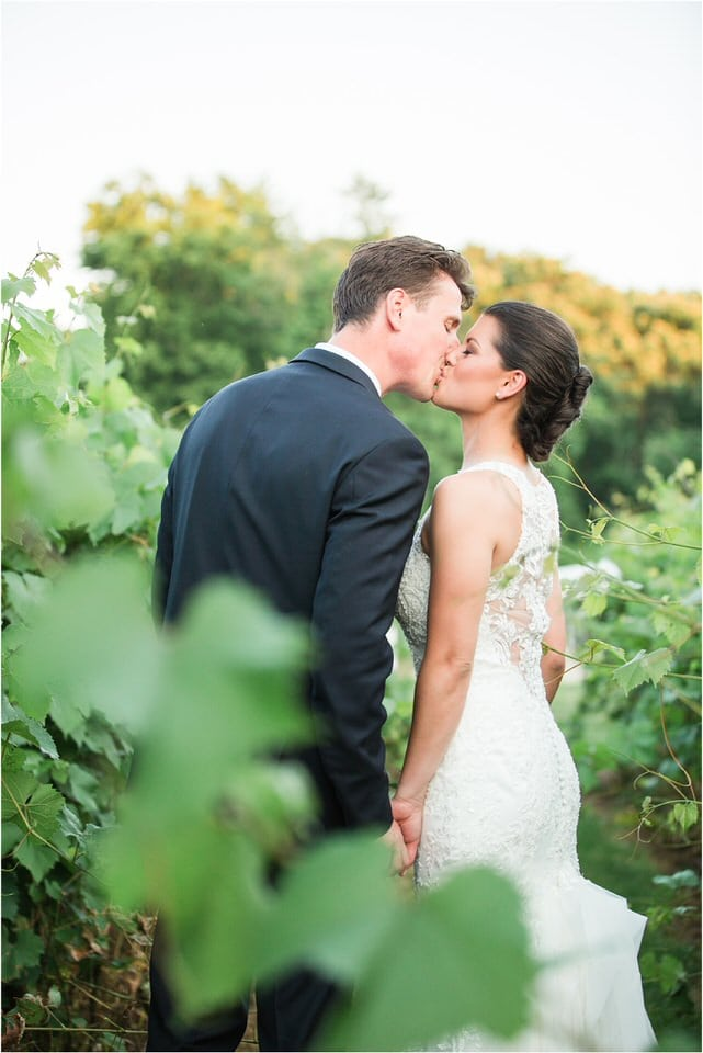 Preston Ridge Vineyard Wedding