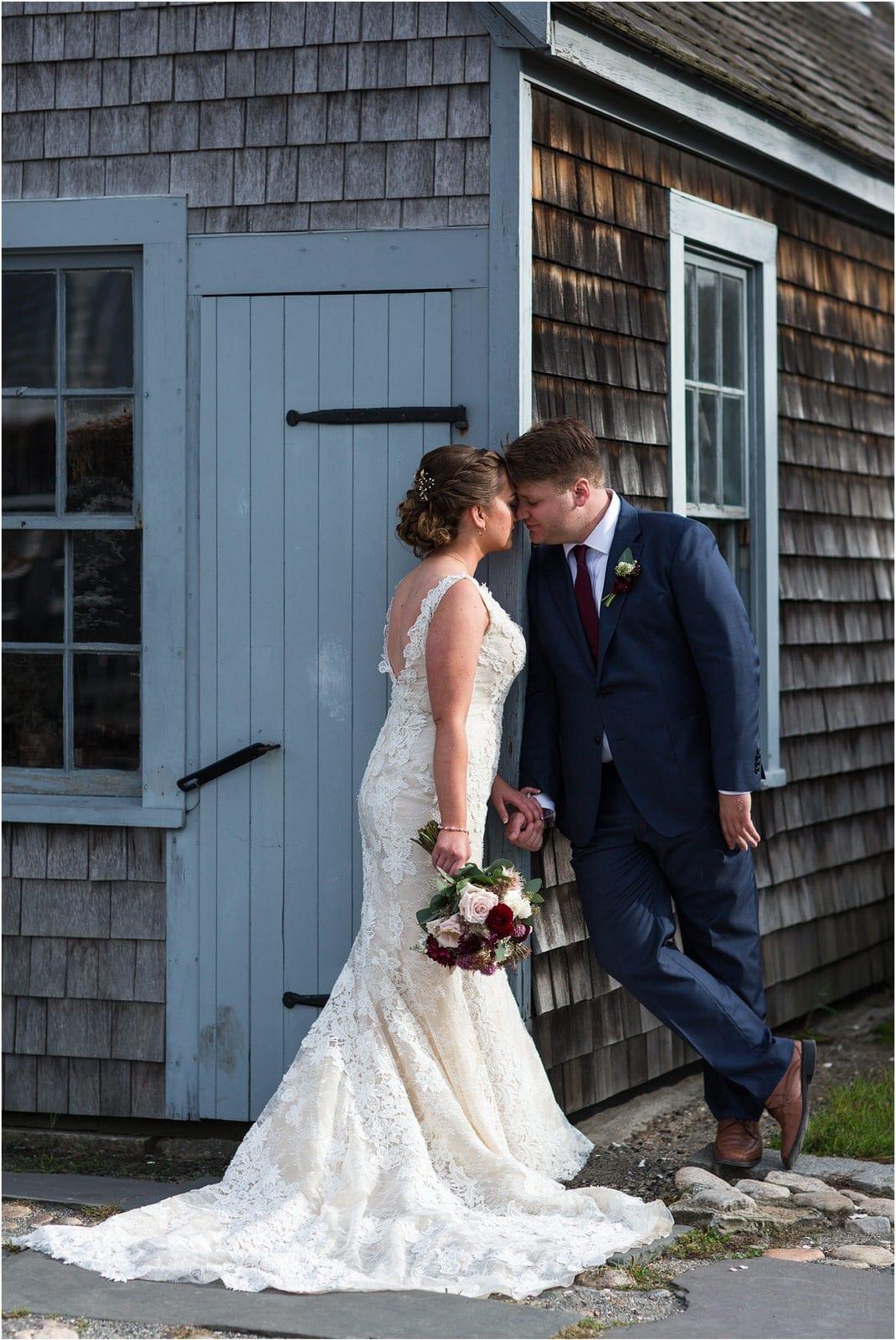Latitude 41 Wedding