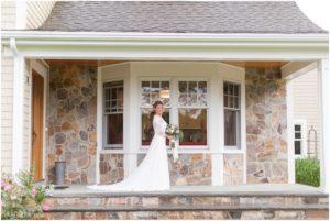 Winnapaug Farm Preserve Wedding Amma Rhea Photo